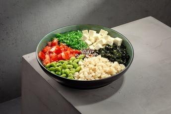 Боул вегетарианский