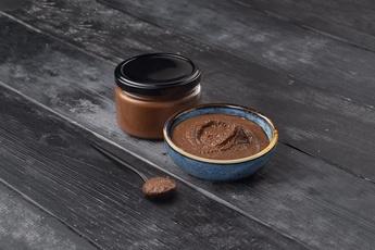 Арахисово-шоколадная паста