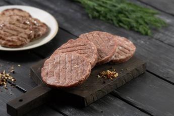 Котлеты из говядины и свинины замороженные