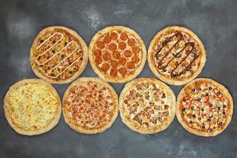 7 пицц на неделе