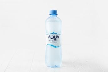 Вода «Аква Минерале» негазированная 0,5 л