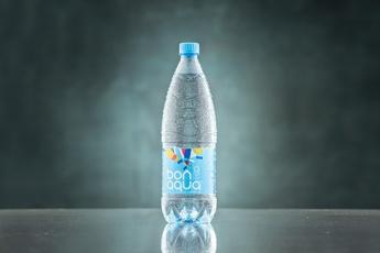 Вода Bon Aqua негазированная 1 л