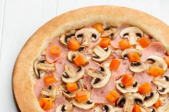 Пицца «Амстердам» с сырным бортом