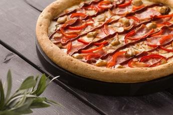 Пицца «Барбекю» 30 см