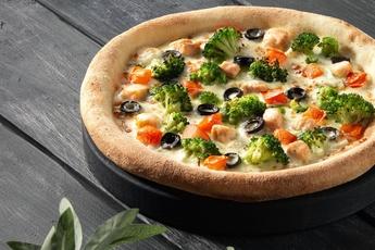 Пицца «Берген» 24 см
