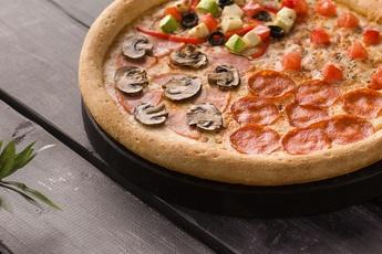 Пицца «Четыре сезона» 30 см