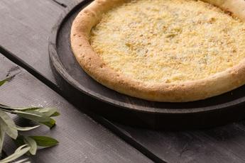 Пицца «Четыре сыра» 24 см