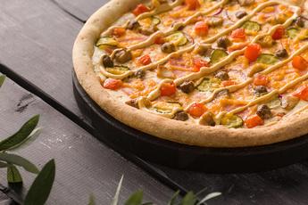Пицца «Чизбургер» 30 см