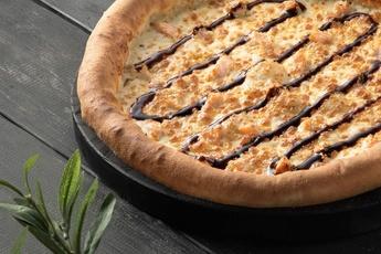 Пицца «Филадельфия» с сырным бортом 30 см