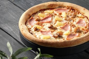 Пицца «Гавайская» 24 см