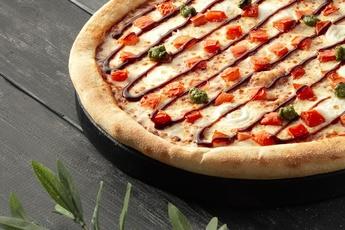 Пицца «Капрезе» 30 см