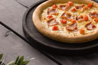 Пицца «Карбонара» 24 см