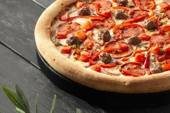 Пицца «Мехико»