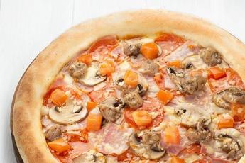 Пицца «Мюнхен» с сырным бортом