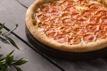 Пицца «Пепперони» 30 см