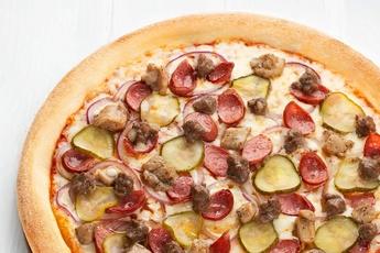 Пицца «Санта-Барбара»