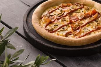 Пицца «Сарагоса» 24 см