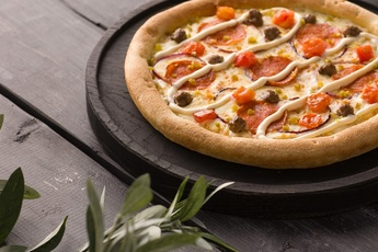 Пицца «Сардиния» 24 см