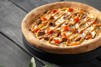 Пицца «Сингапур» 24 см
