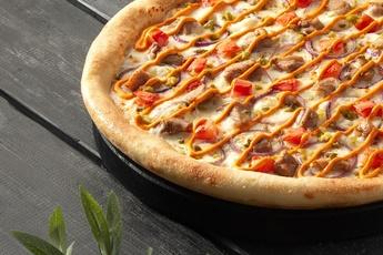 Пицца «Сингапур»