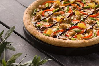 Пицца «Терияки» 30 см