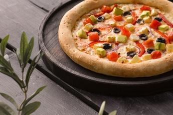 Пицца «Вегетарианская» 24 см