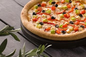Пицца «Вегетарианская» 30 см