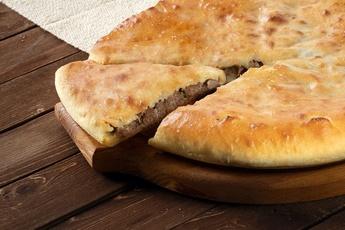 Осетинский пирог говядина