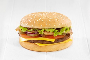 BBQ-бургер