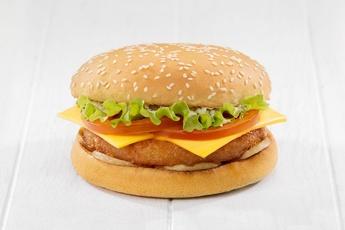 Веджи-бургер